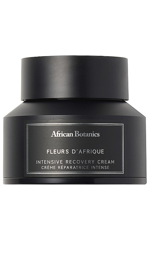 African Botanics Fleurs D'Afrique Intensive Recovery Cream in Beauty: NA.