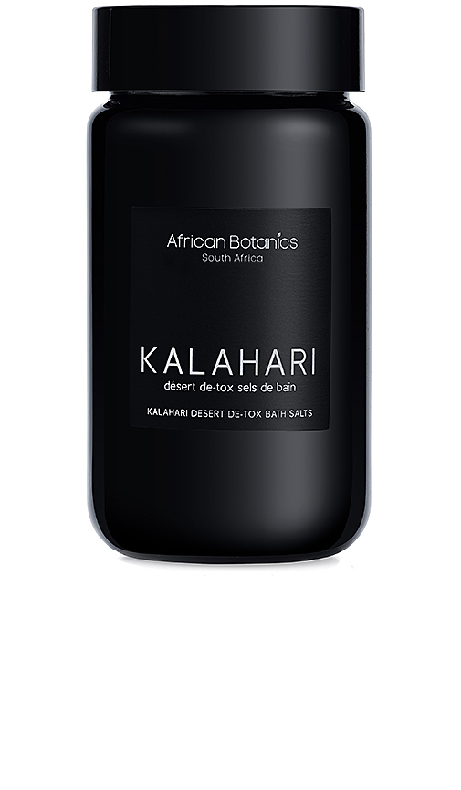 African Botanics Kalahari Desert De-Tox Bath Salts in Beauty: NA.