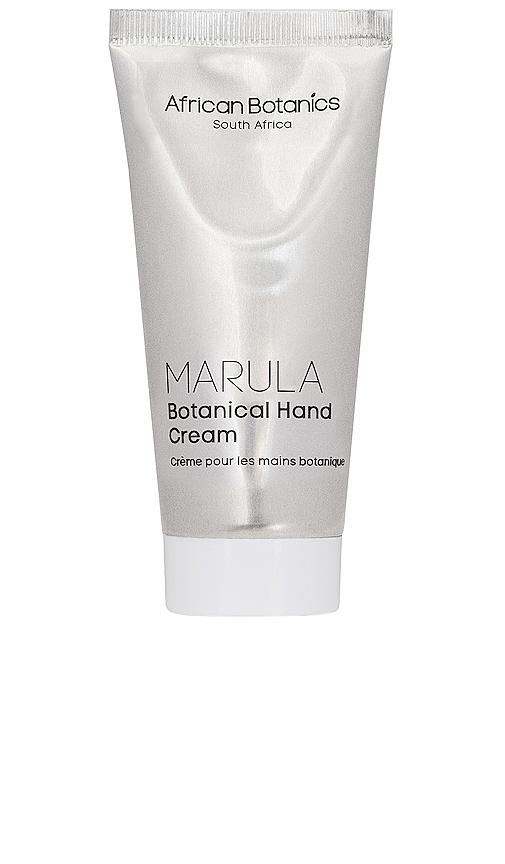 African Botanics Marula Botanical Hand Cream in Beauty: NA.