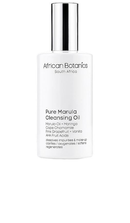 African Botanics Pure Marula Cleansing Oil in Beauty: NA.