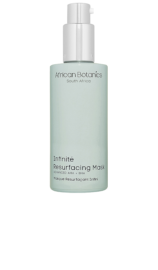 African Botanics Infinite Resurfacing Mask.