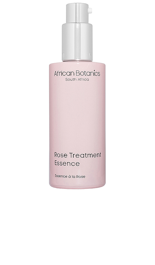 African Botanics Rose Treatment Essence.