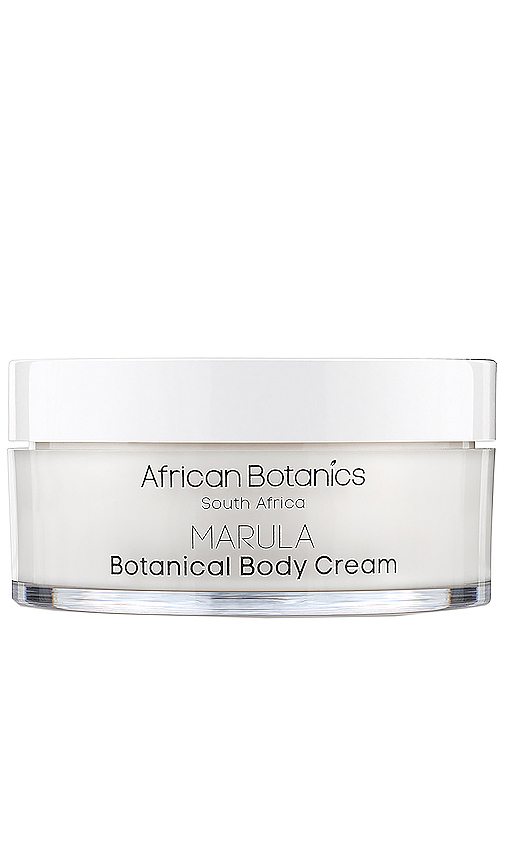 African Botanics Marula Botanical Body Cream.