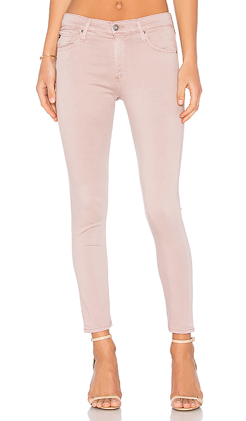 AG Adriano Goldschmied Farrah Skinny Crop. - size 29 (also in 24,25,30)