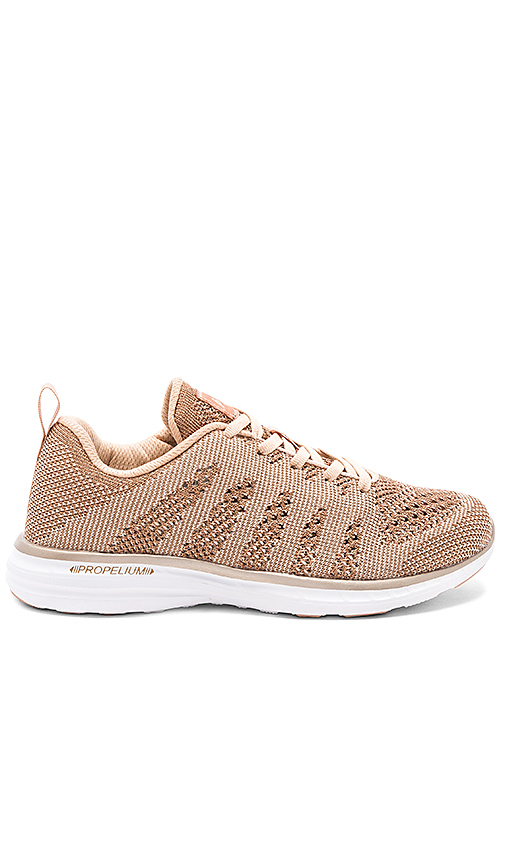 Knitted Running Shoes Athletic Propulsion Labs