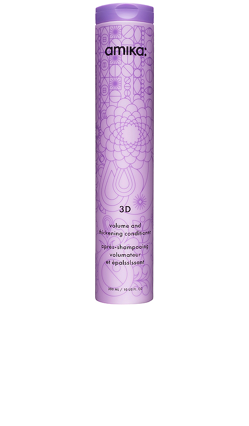 Amika 3D Volume + Thickening Conditioner in Beauty: NA.