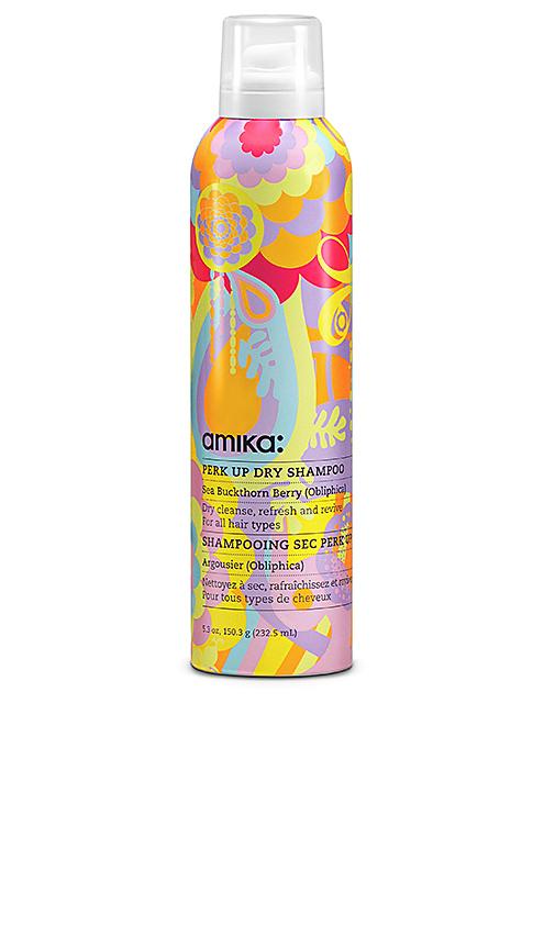 Amika Perk Up Dry Shampoo.