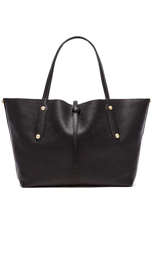 Annabel Ingall Small Isabella Tote in Black.