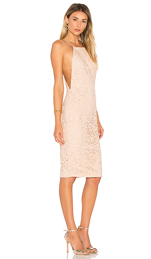 AIRLIE Isolla Dress in Pink