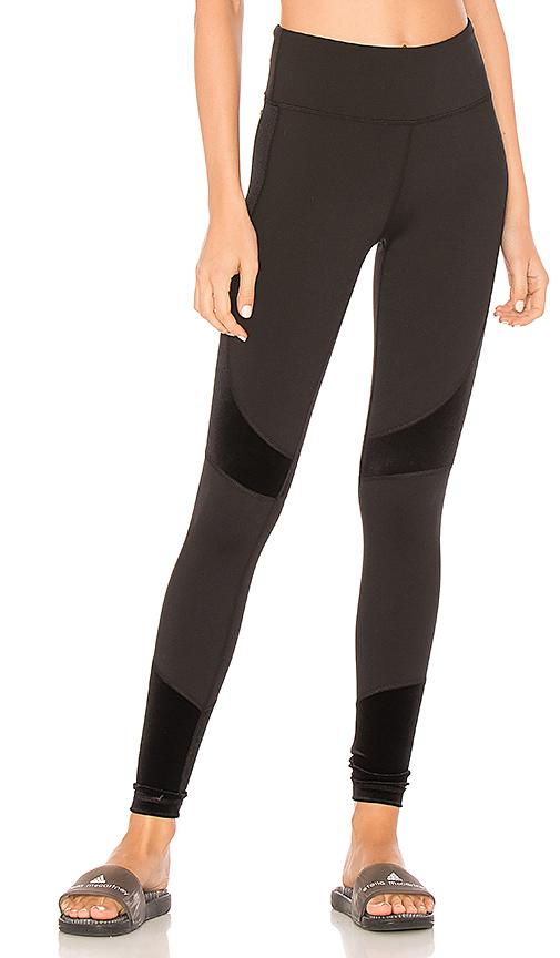 ALALA Vamp Leggings in Black. - size XS (also in L,M,S)