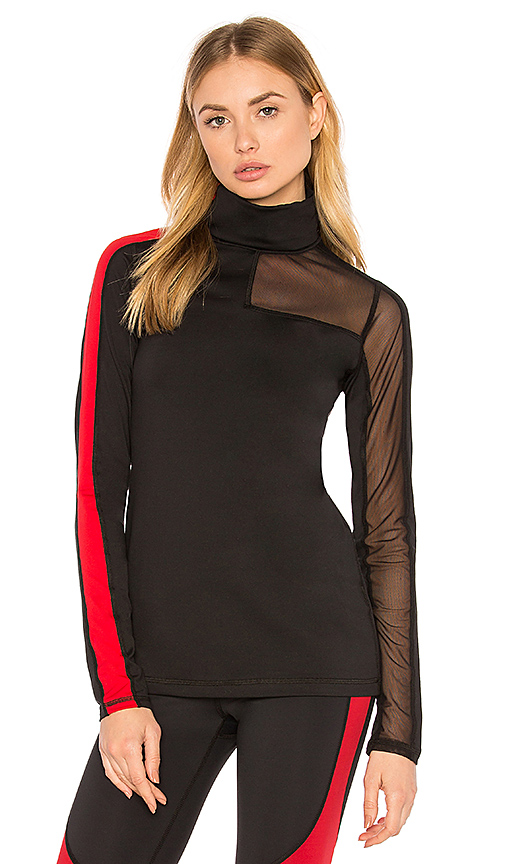 ALALA Race Turtleneck in Black