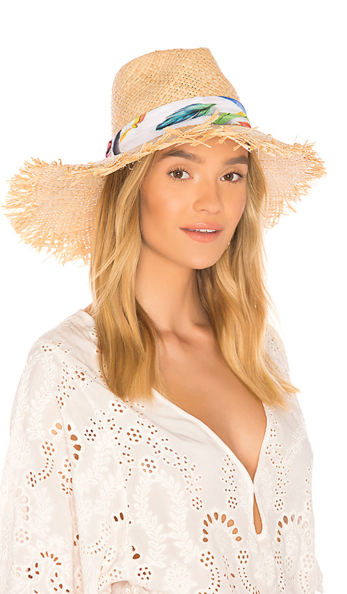 ale by alessandra Lulu Hat in Tan