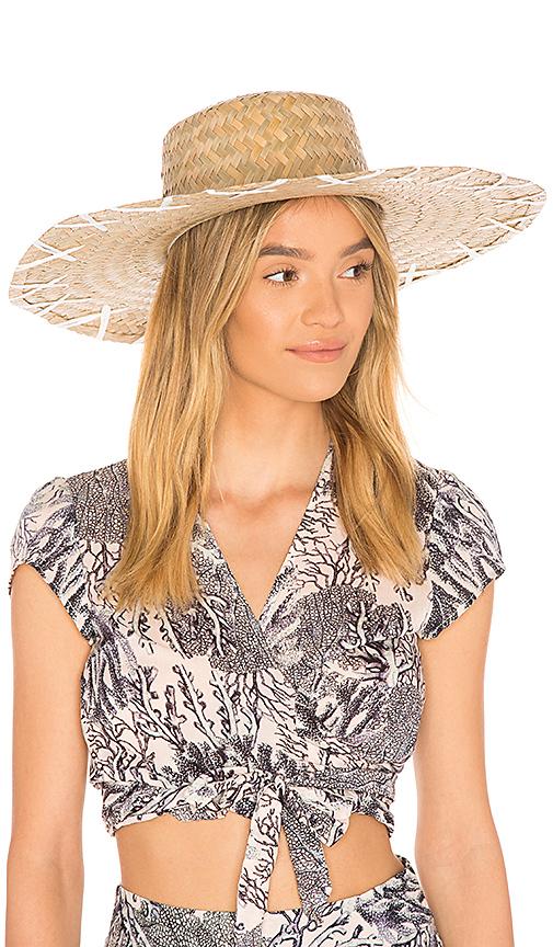 ale by alessandra Rebel Hat in Tan