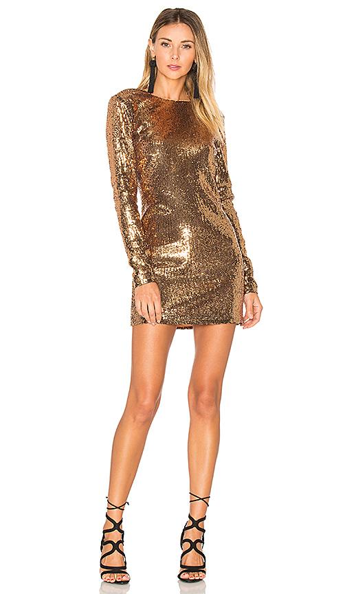 ale by alessandra x REVOLVE Julinha Dress in Bronze