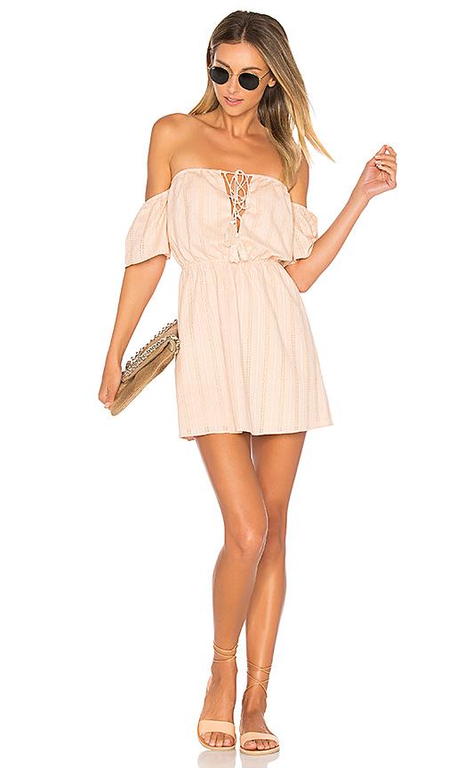 ale by alessandra x REVOLVE Gabriela Mini Dress in Blush