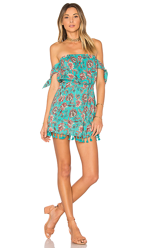 ale by alessandra x REVOLVE Maria Dress in Teal