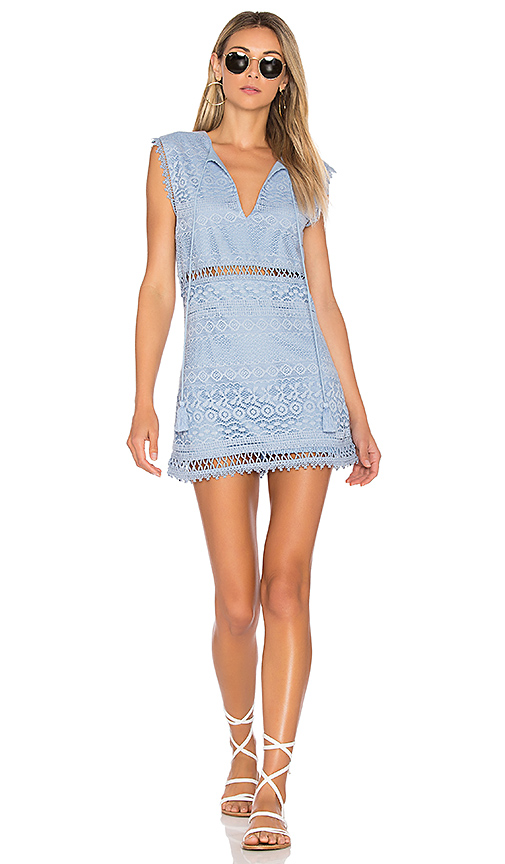 ale by alessandra x REVOLVE Eulalia Dress in Blue. - size XS (also in XL)