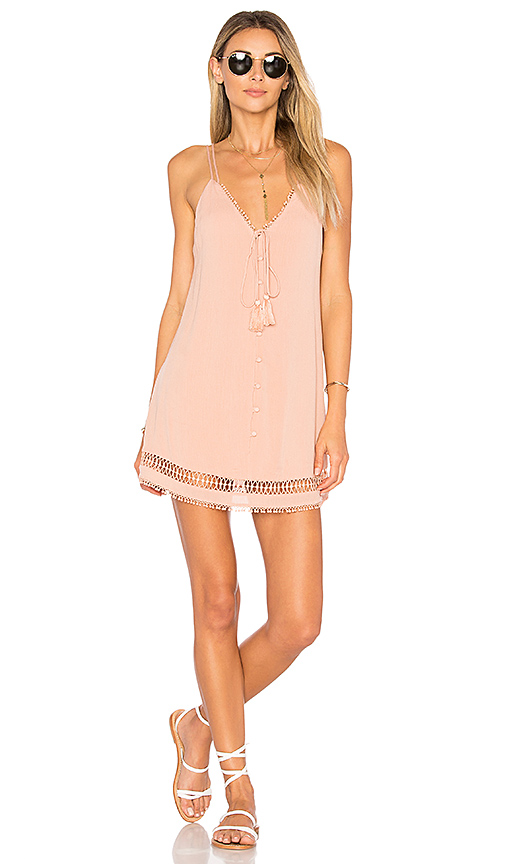 ale by alessandra x REVOLVE Lucia Dress in Blush