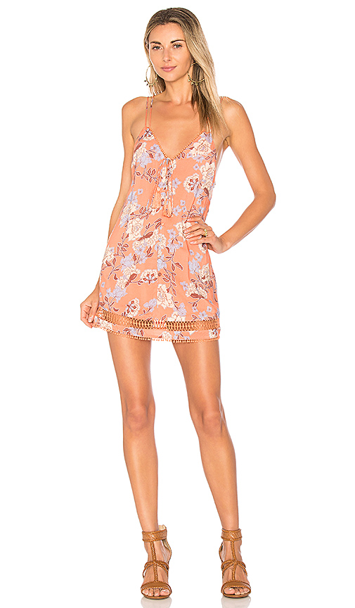 ale by alessandra x REVOLVE Lucia Dress in Coral. - size L (also in M,S,XL, XS)