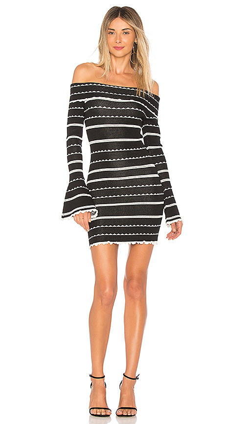 ale by alessandra x REVOLVE Emanuela Dress in Black