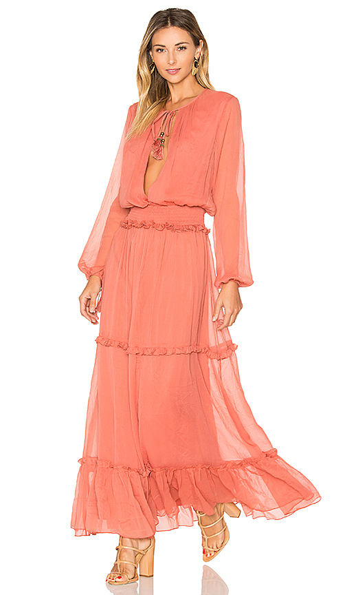 ale by alessandra x REVOLVE Sabina Maxi Dress in Pink