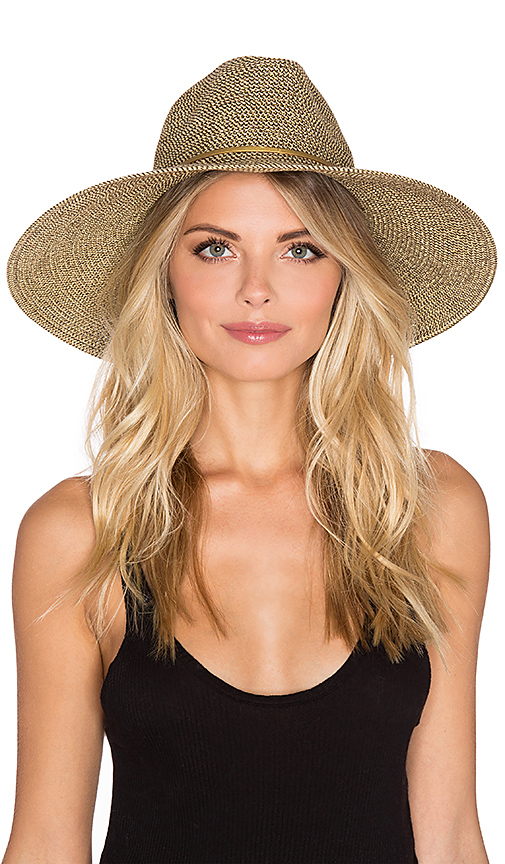 ale by alessandra Sancho Hat in Brown.