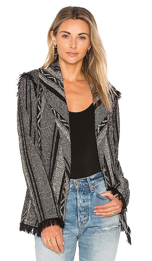 ale by alessandra x REVOLVE Teodora Jacket in Black. - size M (also in S,XS)