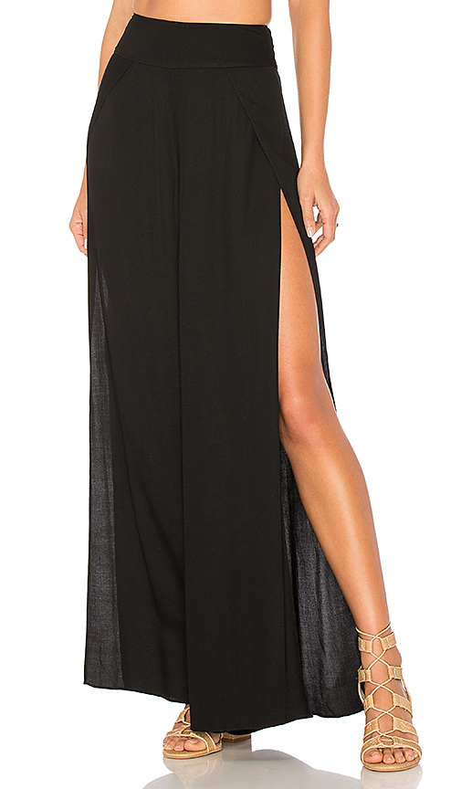 ale by alessandra X REVOLVE Joana Pant in Black. - size M (also in S,XS)