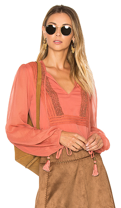 ale by alessandra x REVOLVE Micaela Blouse in Pink