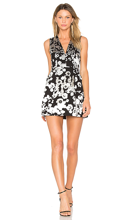 Alice + Olivia Patty Dress in Black. - size 2 (also in 4,6)
