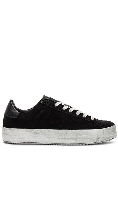 ALLSAINTS Safia Sneaker in Black
