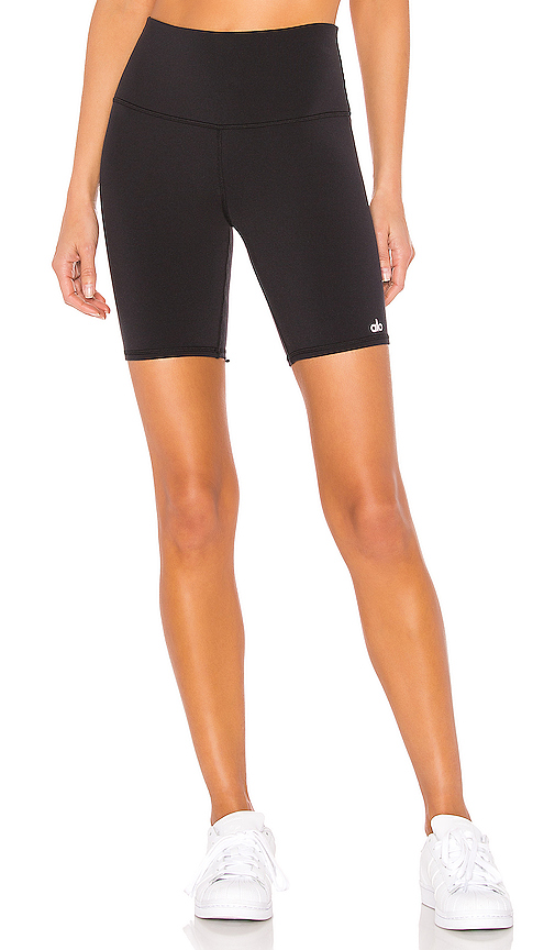 Alo Yoga Shorts High Waist Biker Short