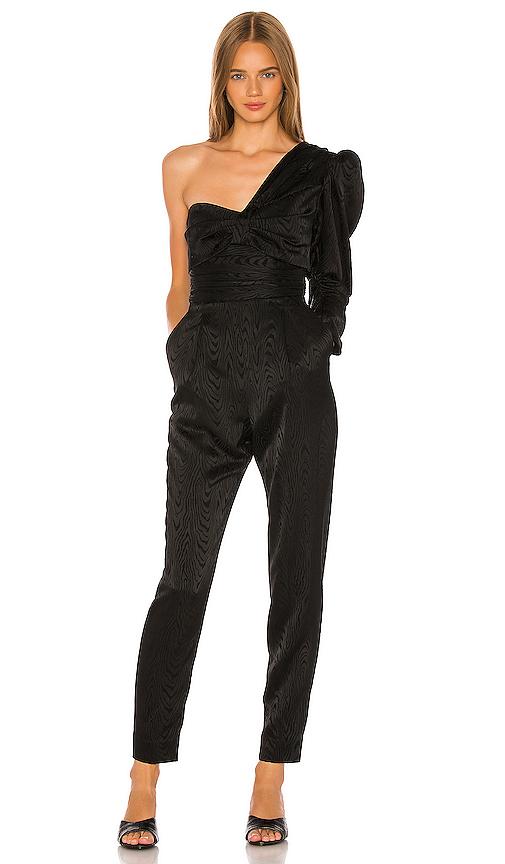 A.l.c Suits A.L.C. WALDEN JUMPSUIT IN BLACK