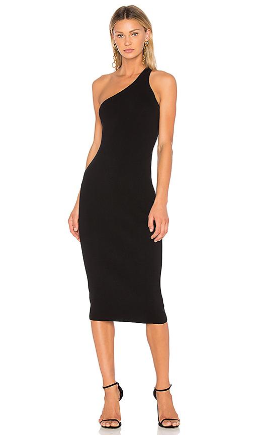 A.L.C. Theo Dress in Black