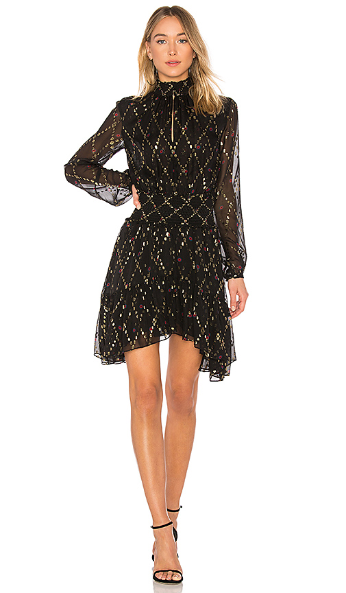 ALC Tula Dress in Black