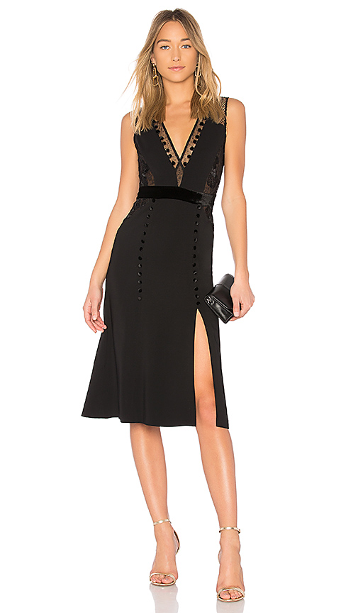A.L.C. Harlow Dress in Black. - size 0 (also in 2)