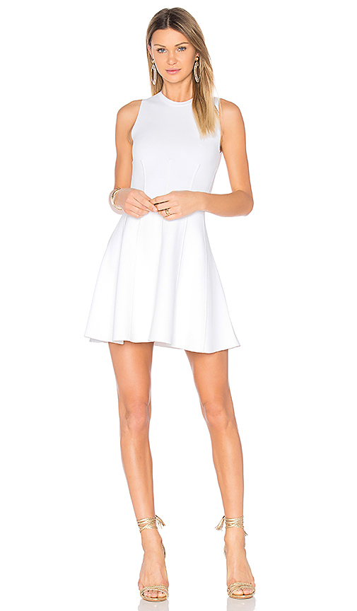 A.L.C. Keating Dress in White. - size M (also in L,S)