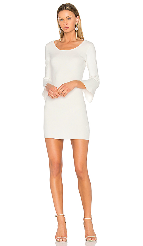 A.L.C. Willa Dress in White. - size XS (also in L,M,S)