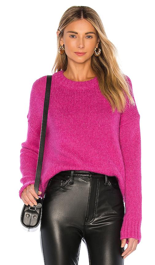 A.l.c Sweaters A.L.C. LYNIA SWEATER IN PINK.