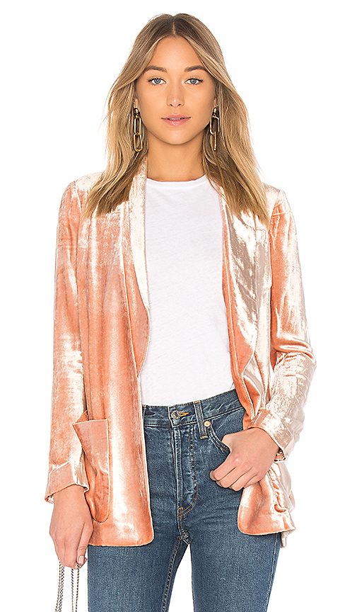 A.L.C. Ford Jacket in Pink. - size 0 (also in 2,6)
