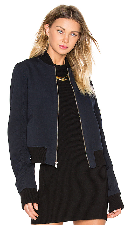 A.L.C. Andrew Jacket in Navy. - size 0 (also in 2)