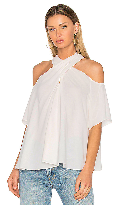 ALC Kayley Top in White