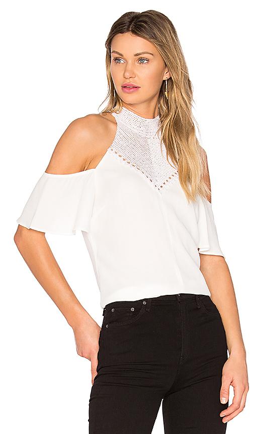 ALC Rora Top in White