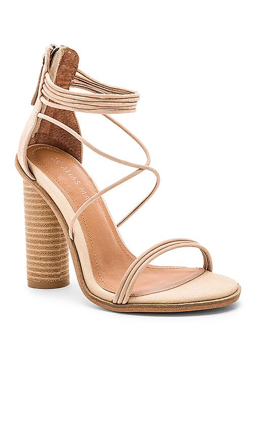 Alias Mae Aflux Sandal in Tan