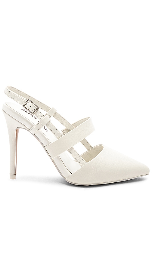 Alias Mae Tyla Heel in White