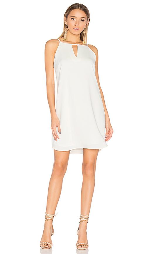 Amanda Uprichard Hunter Dress in White