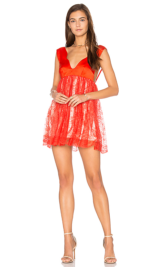 Alice McCall Here I Am Dress in Red