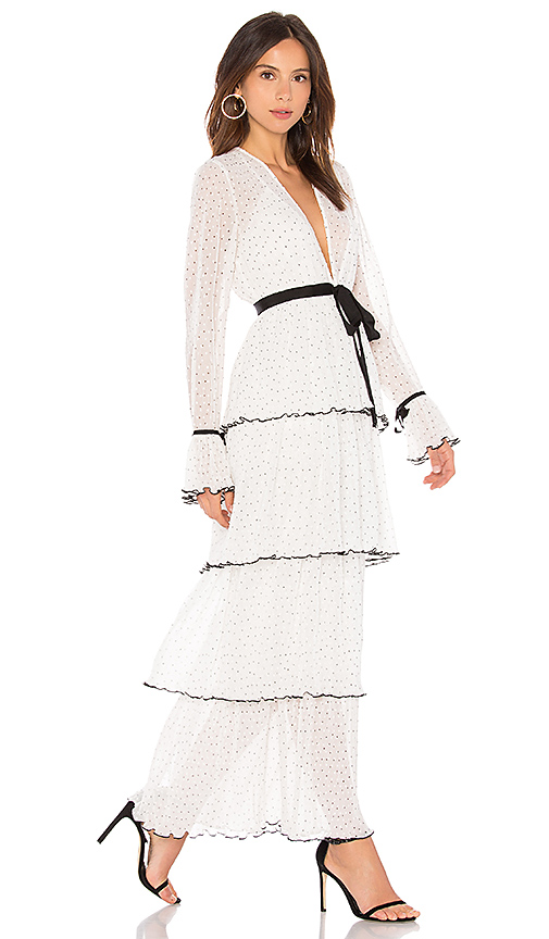 Alice McCall Now or Never Dress in White