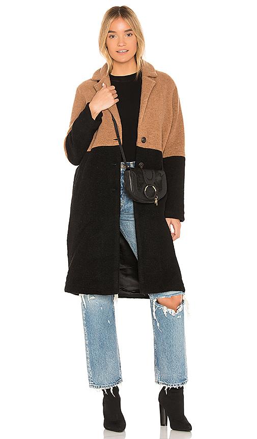 AMUSE SOCIETY Monrowe Jacket in Black