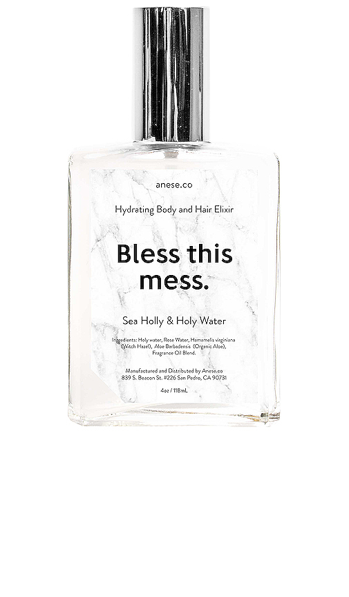 anese Bless This Mess Soothing Body & Hair Elixir in Neutral.